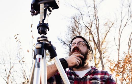Scott McCormick –Ladies And Gentlemen Photo Shoot (Infamous Stringdusters)