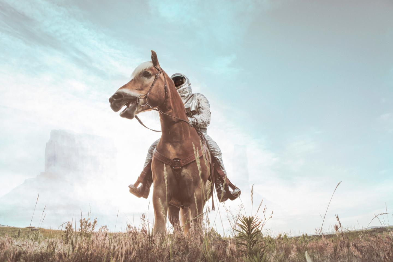 Astro Horse II