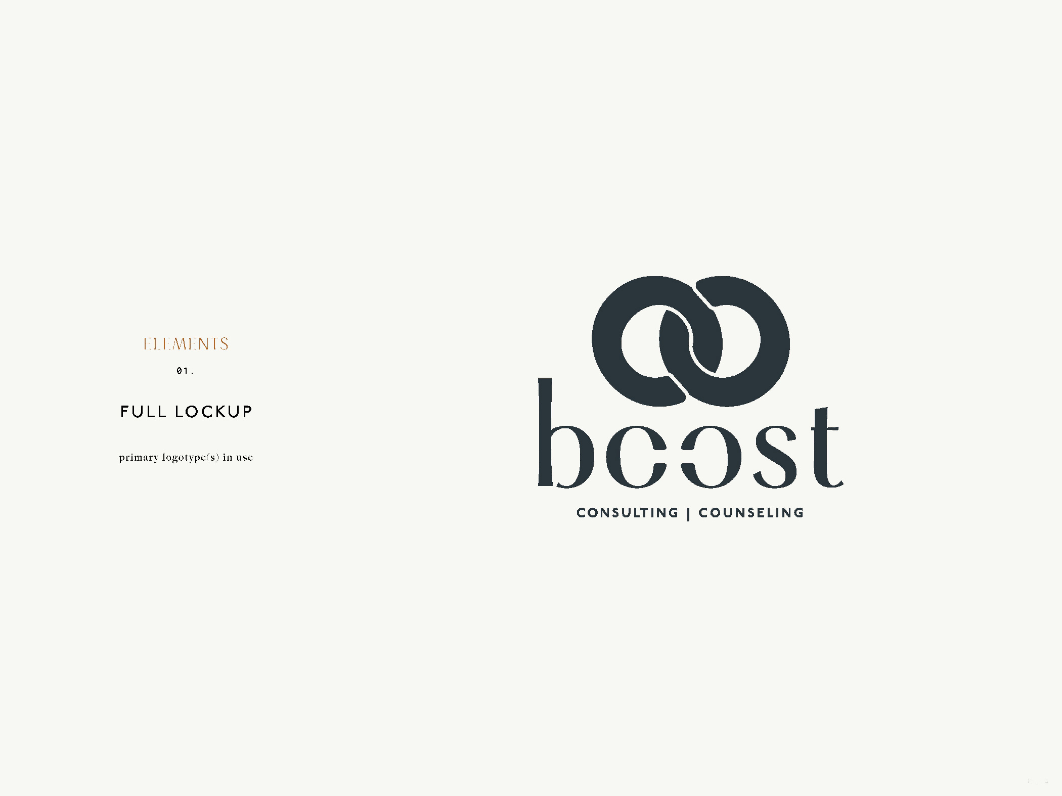 Boost Counseling & Consulting Logotype